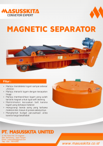 magnet separator rcyd
