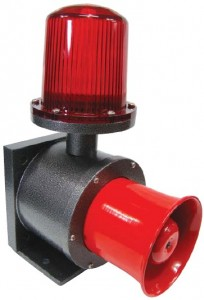 Warning Horn with Light DH-100EX-L