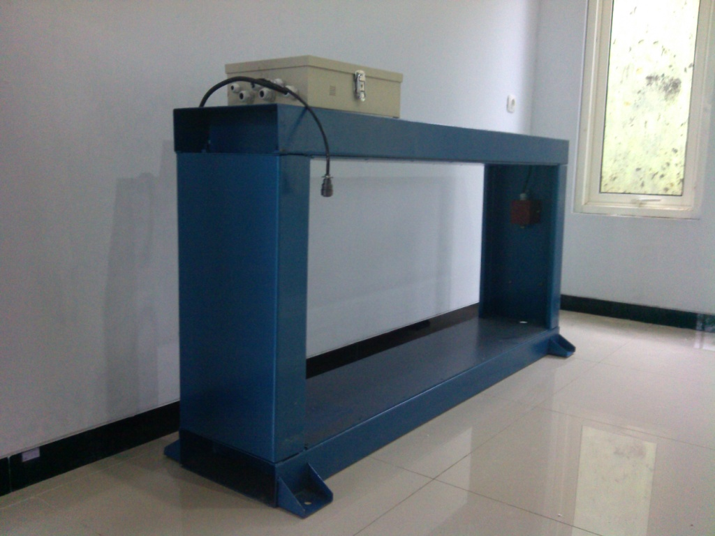 metal detector for coal conveyor belt