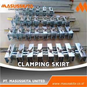 clamping SKIRT MASUSSKITA