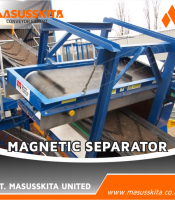 magnetic SEPARATOR CONVEYOR