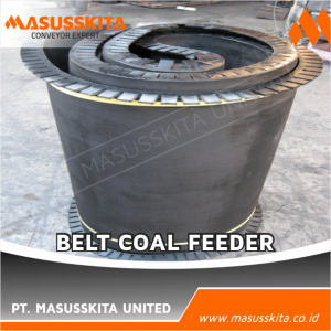 belt coal feeder masusskita