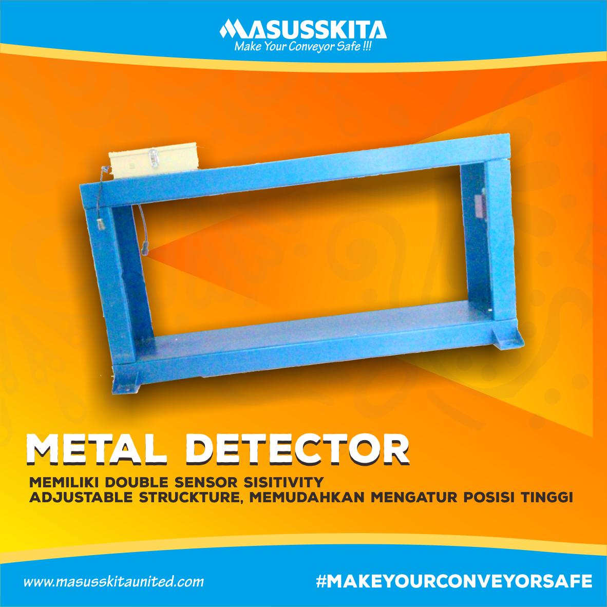 metal detector masusskita